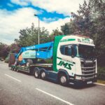 JMS in action – A busy summer for cherry picker hire